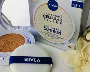 Nivea Cellular Filler 3in1 Pflege Cushion