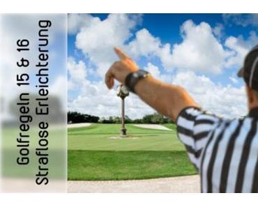 Golfregel 15 und 16