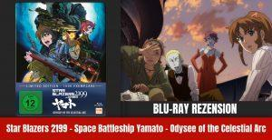 Review: Star Blazers 2199 – Space Battleship Yamato – Odyssey of the Celestial Arc | FuturePak