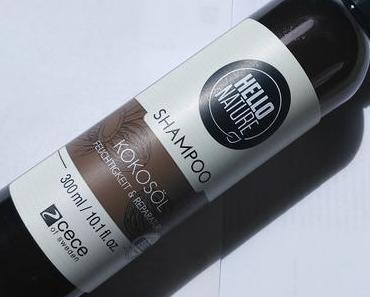 [Werbung] Hello Nature Shampoo Kokosöl