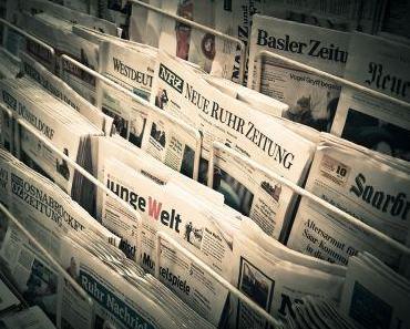 Was machen die Zeitungen mit ihrer Pressefreiheit eigentlich?