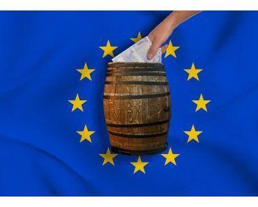 EU-Sonne wirft einen langen, dunklen Euro-Schatten