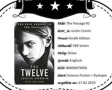Justin Cronin – The Twelve