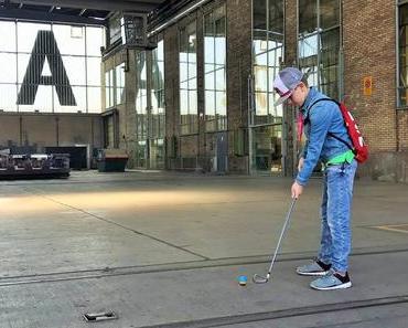 Urban Golf – ein Golfparcours quer durch Winterthur