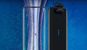 Asus ZenFone Neues Flaggschiff-Smartphone klappbarer Dual-Kamera richtig fettem Akku vorgestellt