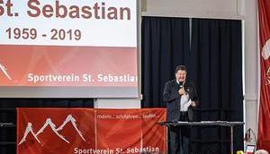 Jahre Sportverein Sebastian Feierlichkeit