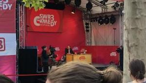 Gedanken SWR3 Comedy Festival Dürkheim