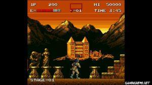 Konami Anniversary Collection: Arcade Classics Test Alles Holz?