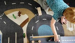 Wunderschönes Spielzeug Deko AIDEN-Kollektion Kids concept