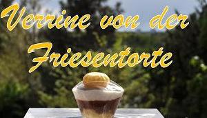 Verrine Friesentorte
