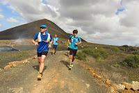viele Kilometer muss Marathonläufer Woche trainieren!