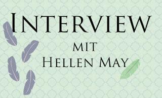 """[Autoreninterview] Im Gespräch mit Hellen May bezogen auf """"16 Küsse und ein Schleier"""""""
