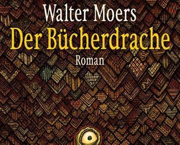 {Rezension} Der Bücherdrache von Walter Moers