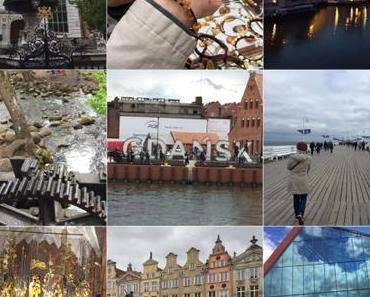 Vier Tage in Danzig – oder – Von Patrizierhäusern,vielen Kirchen und Bernstein