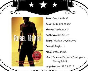 Moira Young – Rebel Heart