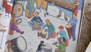 Welt Musik spielerisch entdecken: Musikinstrumente