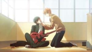 Neue Infos Boys Love-Anime Given bekannt