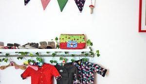 Kindergarderobe Ikea Hack Mosslanda/Kungsfors
