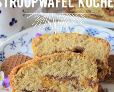 Stroopwafel Kuchen – holländische Tradition der Sirupwaffel