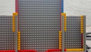 Handy-/ Tablett-Halterung Lego®