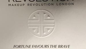 [Werbung] Makeup Revolution Fortune Favours Brave Eyeshadows