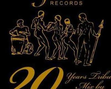 Yoruba Records and Osunlade 20 Yrs Tribute Mix