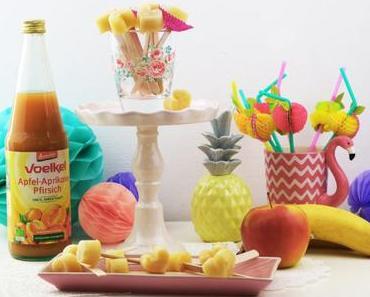 Fruchteis selber machen – das perfekte Eis für Babys und Kinder | Ohne Zucker, Ei und Milch