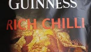Burts Guinness Rich Chilli Potato Chips