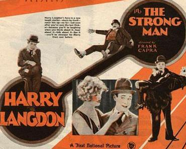 Frank Capra und Harry Langdon