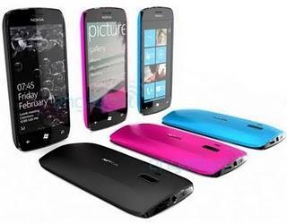 Nokia: Erstes Windows Phone 7 mit Dual Core Prozessor.