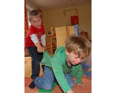 Wenn Kids im Kindergarten durchknallen ...