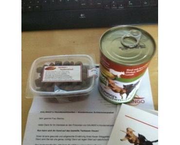 |Produkttest| Salingo's Hundemahlzeit reloaded