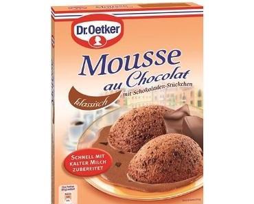 Dr. Oetker - Mousse au Chocolat