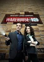 Quoten: Warehouse 13 hält der Konkurrenz stand