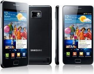 Samsung Galaxy S II bei O2 erhältlich