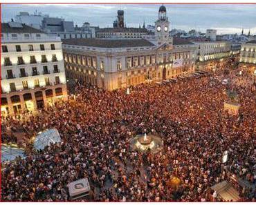 Spanien, 15M Bewegung, Wie konnte es soweit kommen? Und was nun?