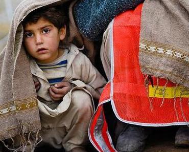 Getötete Kinder in Afghanistan
