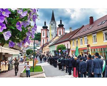 Landeswallfahrt ÖKB nach Mariazell