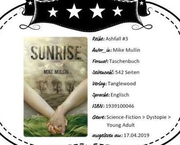 Mike Mullin – Sunrise