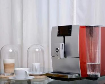 Die Hüterin der Kaffeegeheimnisse - JURA ENA 8