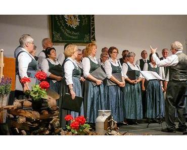 Termintipp: Lieder- und Konzertabend der Liedertafel Gußwerk