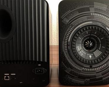 Spitzenklasse zum Hören – KEF LS50 Wireless & KEF Kube 10b