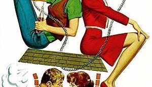 Vermählung ihrer Eltern geben bekannt (The Parent Trap, 1961)