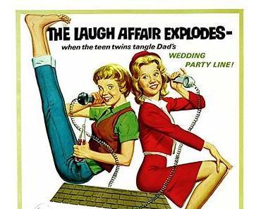 Die Vermählung ihrer Eltern geben bekannt (The Parent Trap, USA 1961)