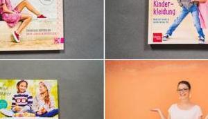 Neue Nähbücher Jumpsuits Damen, Kinder Hoodies Kinderkleidung Webwaren