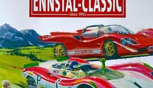 Ennstal-Classic rollt durch Mariazell