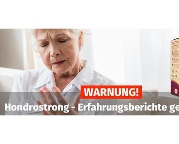 ᐅ WARNUNG – Hondrostrong Erfahrungen nur FAKE?