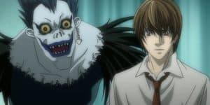Erste Einblicke Shot-Manga Death Note