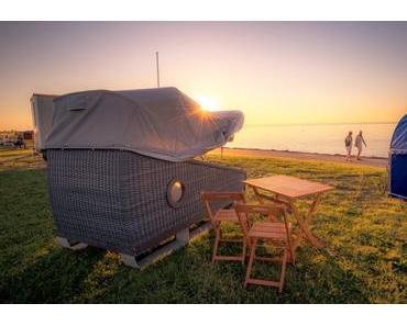 Urlaub an der Nordsee: Strandschlafen & Wattwandern in Otterndorf