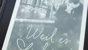 [REVIEW] Christina Lauren: Weil Liebe